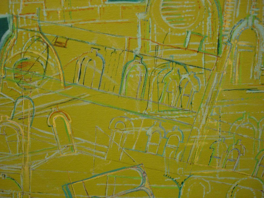 Norwood by Australian artist  Cheryl Nolan